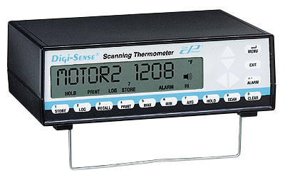 BARREC002: 12 Channel Thermocouple Scanner