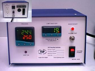 ITPCON017: Model 2025 Benchtop Controller Type K Thermocouple Input