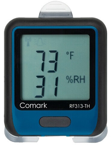 CMKREC022: RF313-THG WiFi Data Recorder  Temperature & Humidity 4°F to 140°F (–20°C to 60°C)