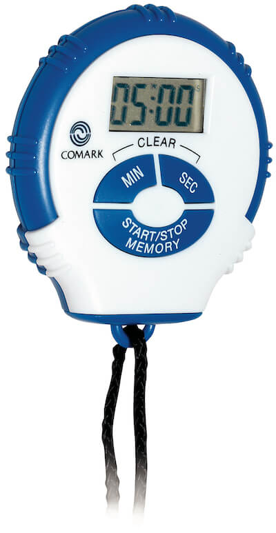 CMKSEN005: SWT2 Digital Stopwatch/Timer