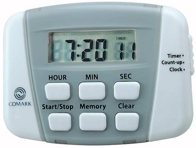CMKSEN036: UTL882 Kitchen Clock and Timer