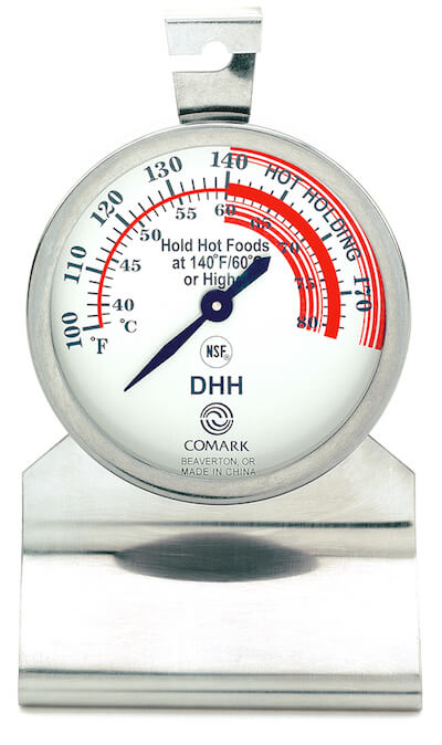 CMKSEN046: DHH Stainless Steel Hot Holding Thermometer