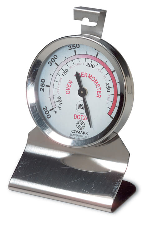 CMKSEN049 DOT2AK Stainless Steel Oven Thermometer