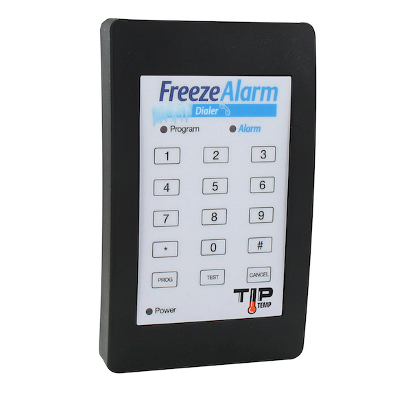 CNPREC001: Basic Freeze Alarm and Phone Dialer