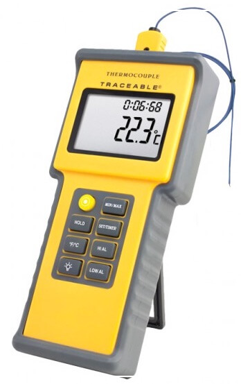 COCSEN001:  Wide Range K Thermocouple  Meter