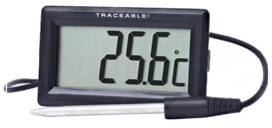 COCSEN005: Snap-In Temperature Indicator With Probe
