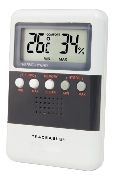 COCSEN065: Traceable Digital Humidity/Temp. Meter