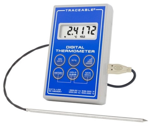 COCSEN118: High Accuracy RTD Thermometer with External Sensor