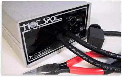 DCCHEA002: Hot Spot I Welder (120V, 60Hz Model)