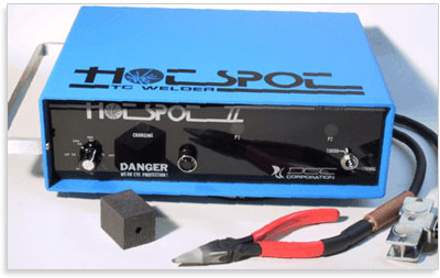DCCHEA001: Hot Spot II Welder (120V, 60Hz Model)