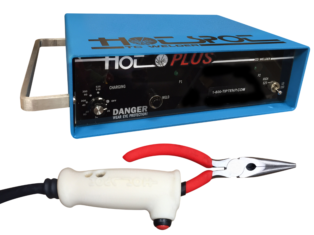 DCCHEA006: HotSpot PLUS Capacitive Discharge Welder