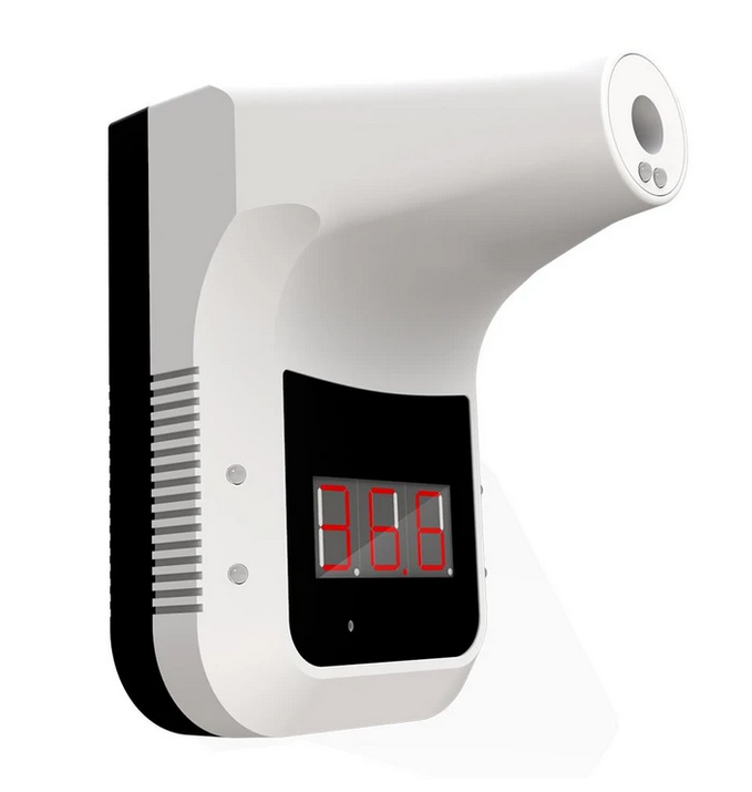 TIPINF001: Automatic Non Contact Infrared Wall Mounted Thermometer