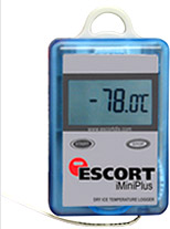 ESCREC009: Escort iMiniPlus Dry Ice Logger with External Sensor