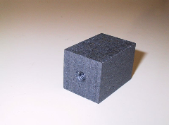 DCCACC004: Graphite Carbon Block