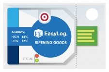 LASREC032: Cold Chain Logger for Ripening Goods