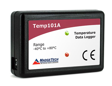 MATREC033: TEMP101a Temperature Data Logger