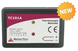 MATREC083: TC101A Thermocouple Datalogger