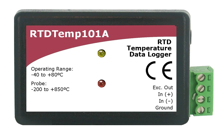 MATREC134: Low-Cost RTD Temperature Data Logger