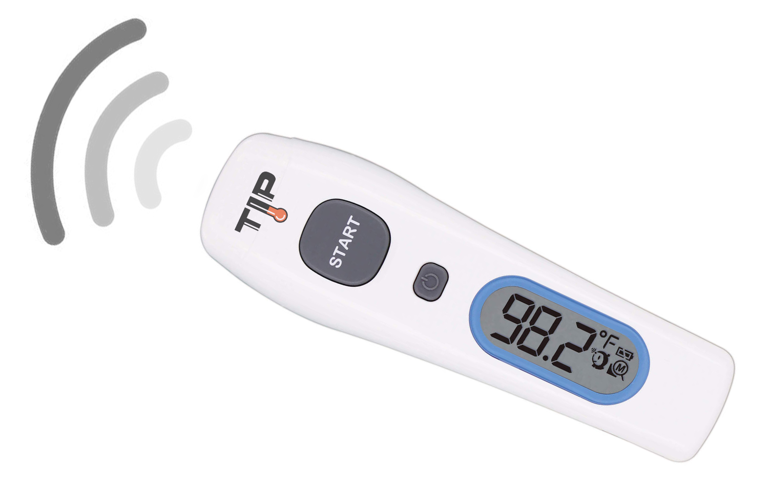 METINF006: Medical Grade Infrared Forehead Thermometer