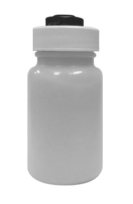 MITACC026P01: Plastic Vial Filled with Glass Beads Buffers Temperature