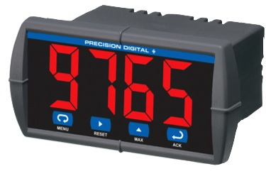 PREDPM003: Large Display Thermometer 1/8 Din Panel Mount