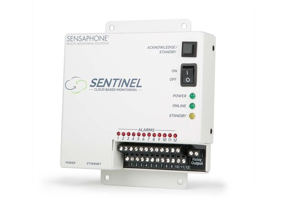 SNPALM009: Sentinel Monitoring System