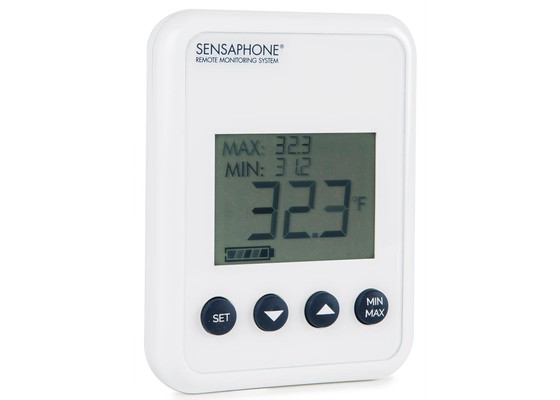 SNPSEN017: 2.8k TEMPERATURE SENSOR WITH DISPLAY