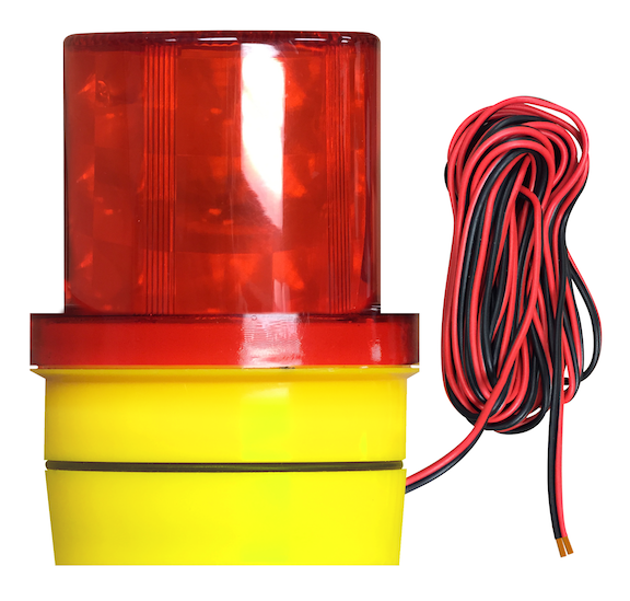STRALM001P01: Warning Signal Light