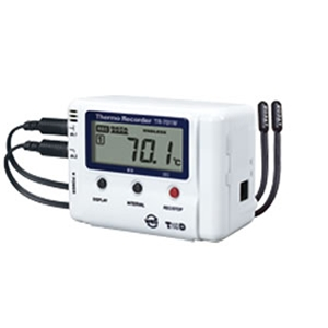 TADREC024: TR-701AW 2-Channel WiFi Temperature Data Logger