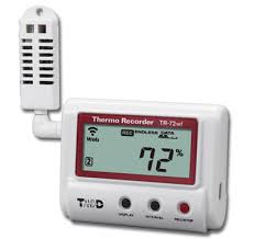 TADREC027: TR-72WF Temperature and Humidity Data Logger
