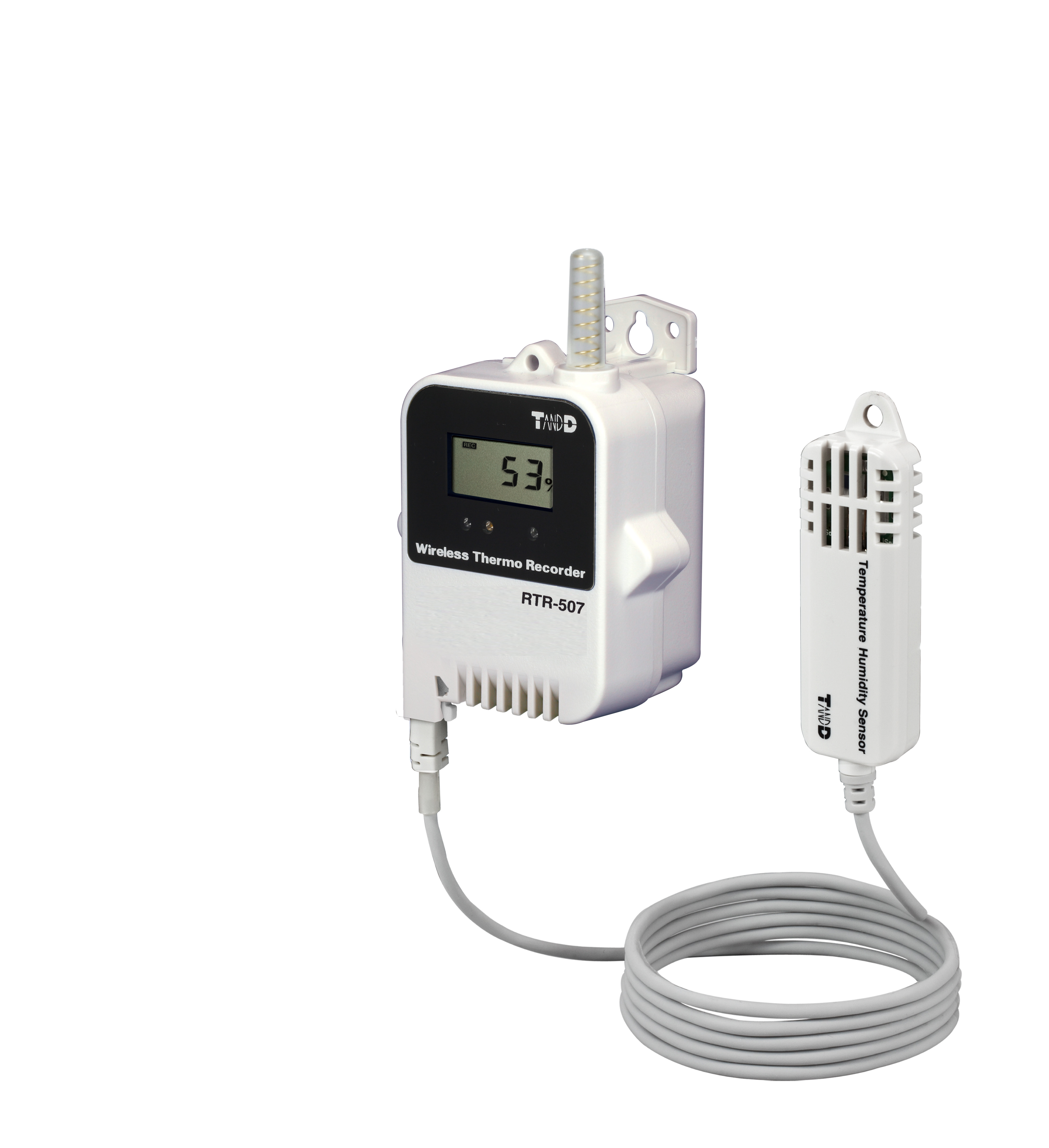 TADREC031: RTR-507L Wide Range Temperature and Humidity Data Logger with Long Life Battery