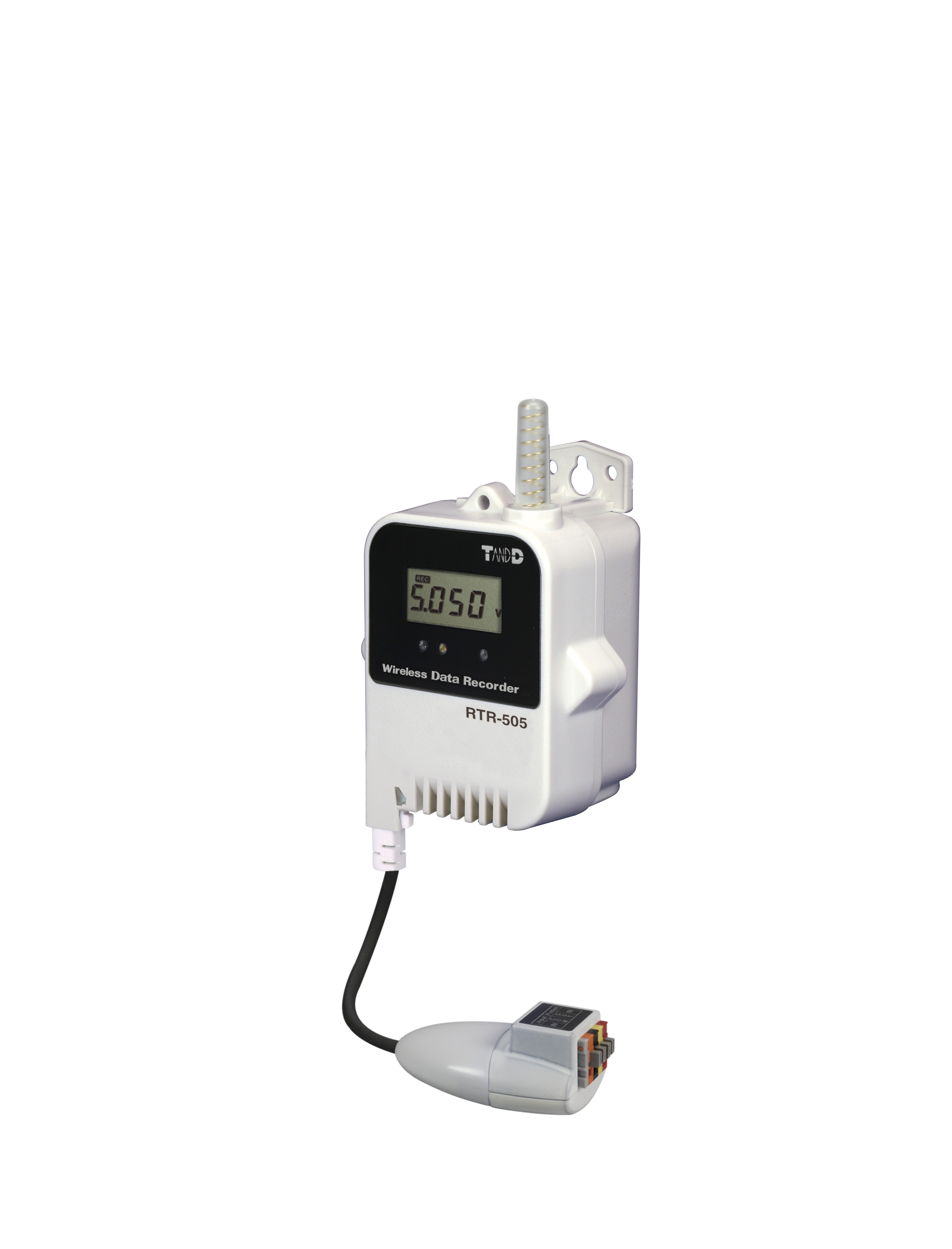 TADREC034: RTR-505-VL Voltage Input Data Logger with Long Life Battery