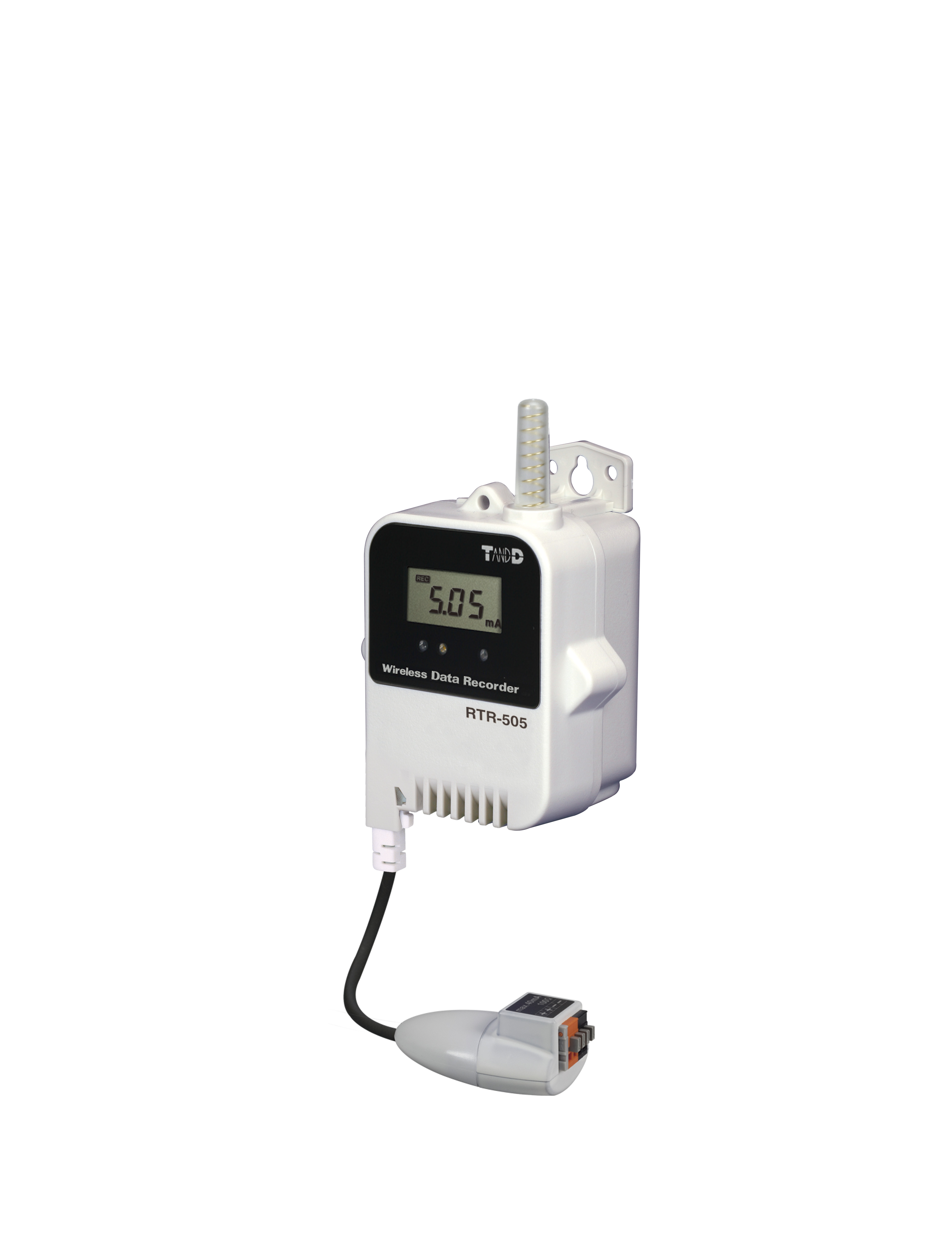 TADREC036: RTR-505-mAL 4-20mA Data Logger for Current with Long Life Battery