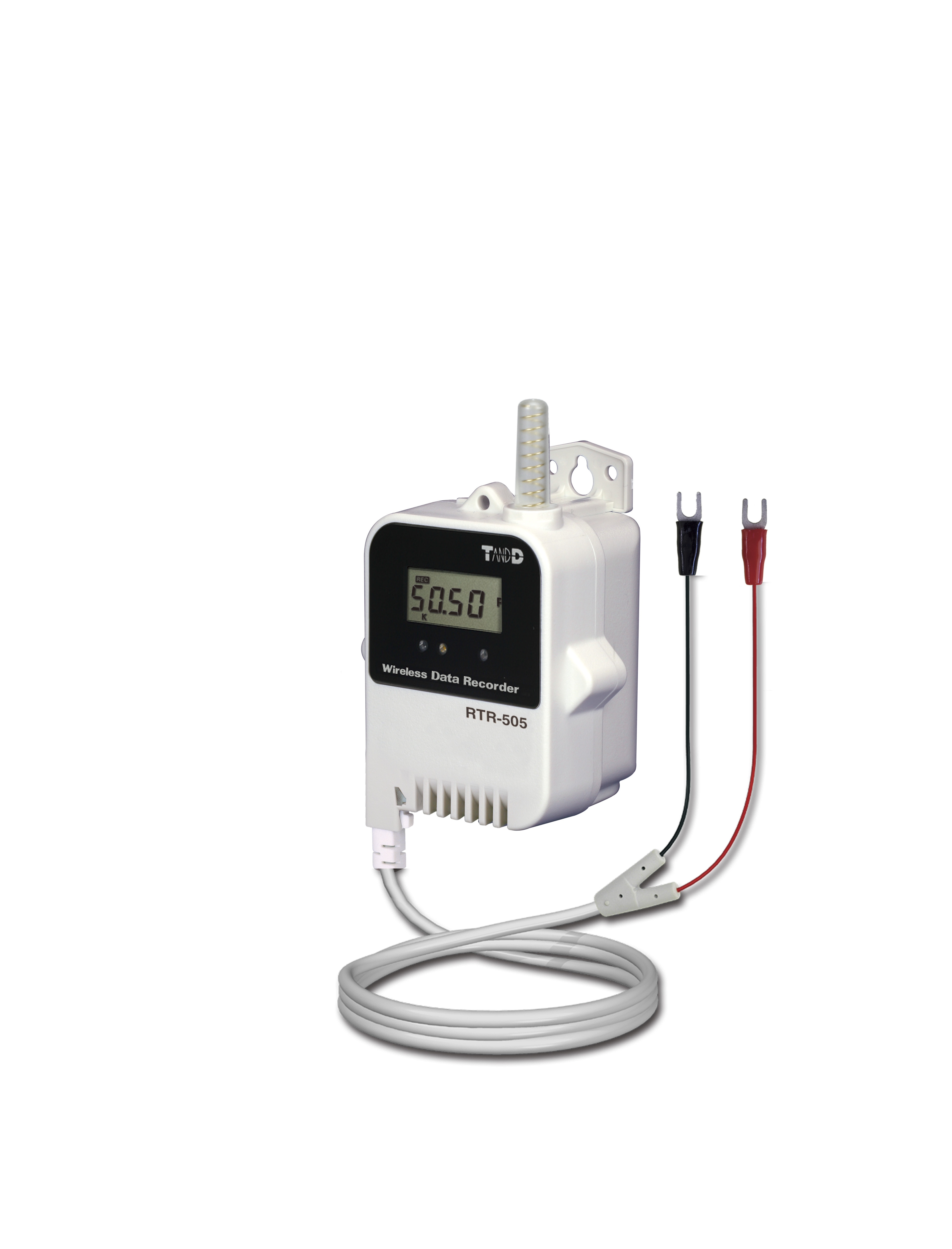 TADREC038: RTR-505-PL Pulse Count Data Logger with Long Life Battery