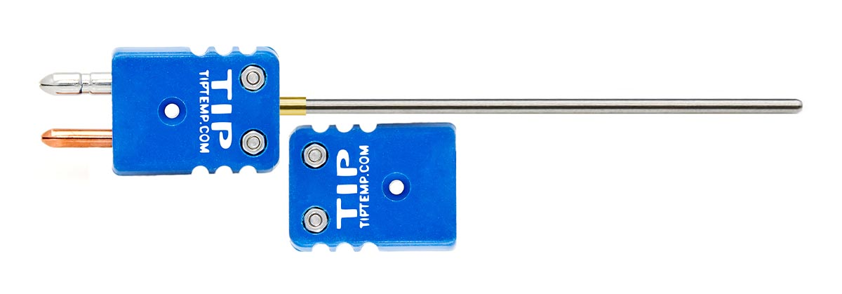 TIPTCT089P05: TC10-T-SS-116-U-18 Thermocouple