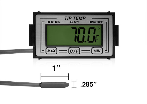 TELMTR003: High Accuracy Digital Thermometer