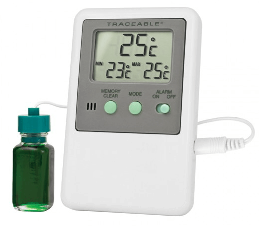 THOSEN002: Thermometer with Min/Max Display and Alarm Tone