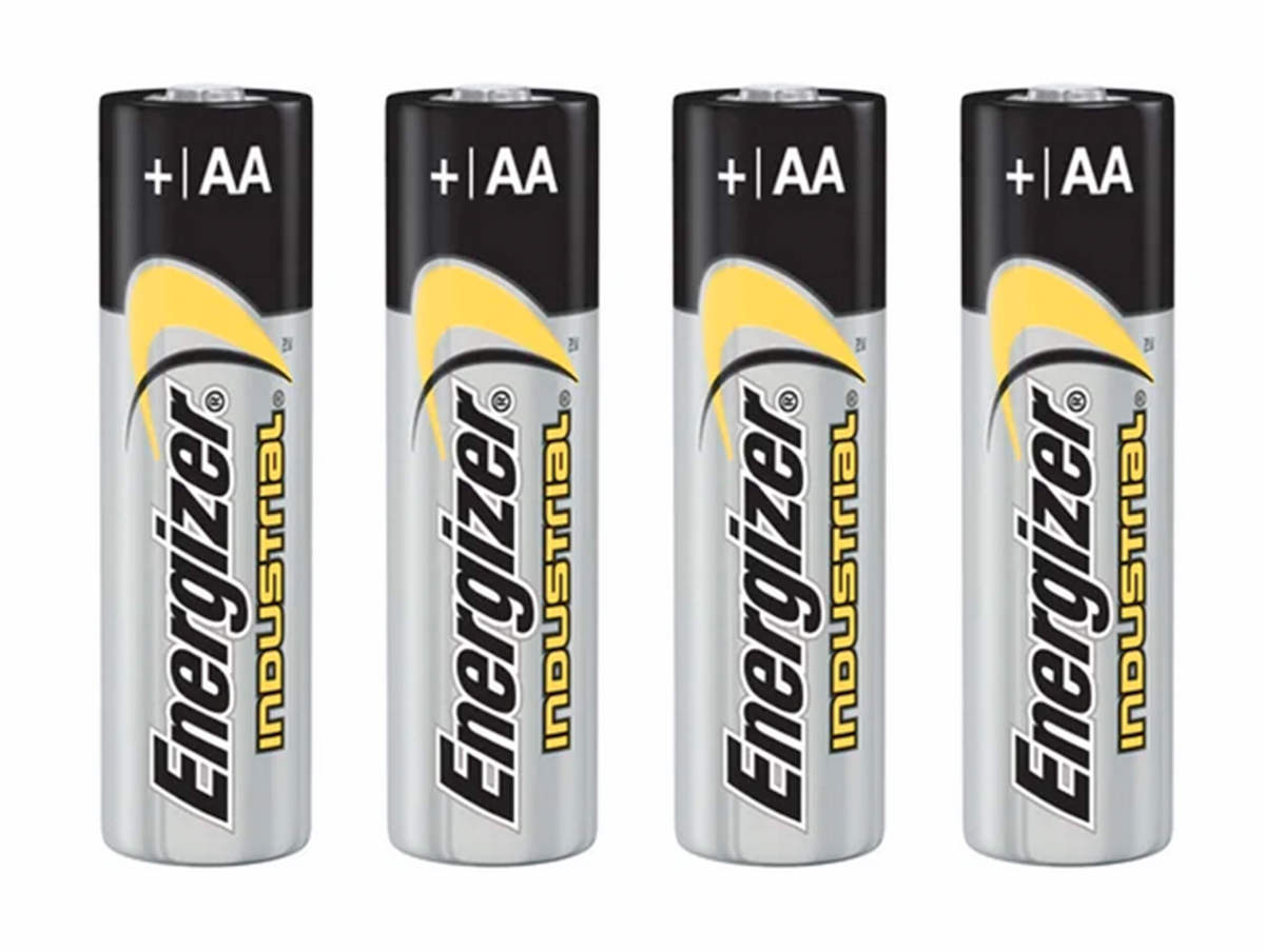 TIPACC172P02: Battery - AA Alkaline (Pack of 4)