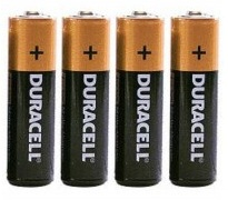 TIPACC285P02: Battery - AAA Alkaline (Pack of 4)