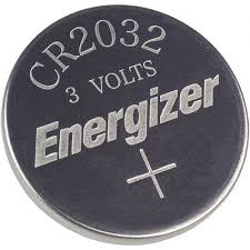 TIPACC300: CR2032 3 volt lithium battery