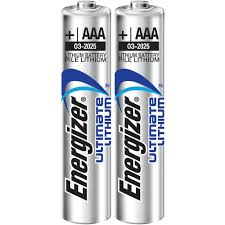 TIPACC327P01: Battery - Energizer Lithium AAA (Pack of 2)