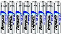 TIPACC327P04: Battery - Energizer Lithium AAA (Pack of 8)