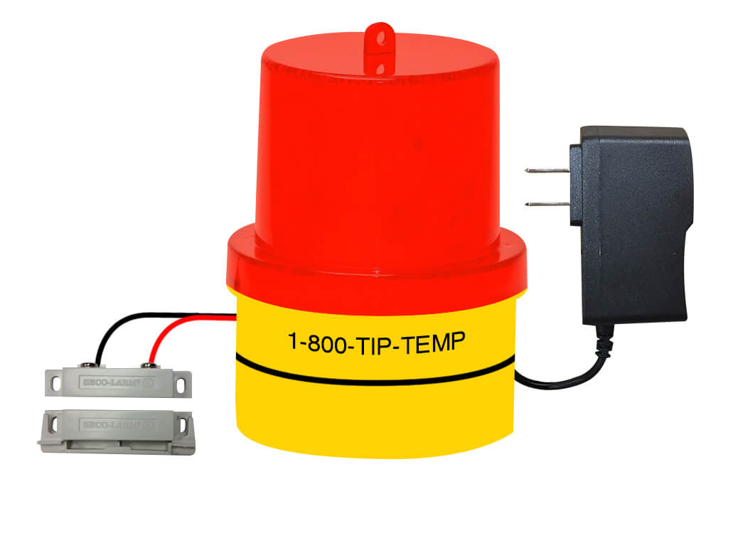 TIPALM003P01: Door Ajar Warning Light with AC/DC Power