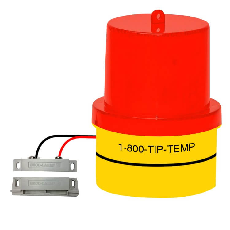 TIPALM003: Door Open Indicator Warning Light
