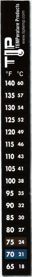 TLCSEN346: Custom 16 Level Reversible Label