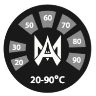 TLCSEN519: Custom SCA Temperature Label