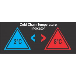 TLCSEN521: Cold Chain Temperature Indicator
