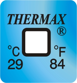 TLCSEN116: Temperature Label 1 Level-84F/29C
