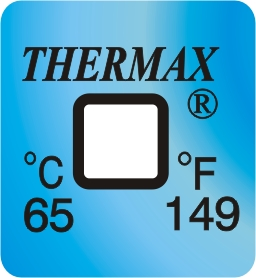 TLCSEN055: Temperature Label 1 Level-149F/65C