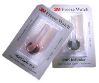 THGSEN002: Temperature Label Freeze Watch (25°F / -4°C)